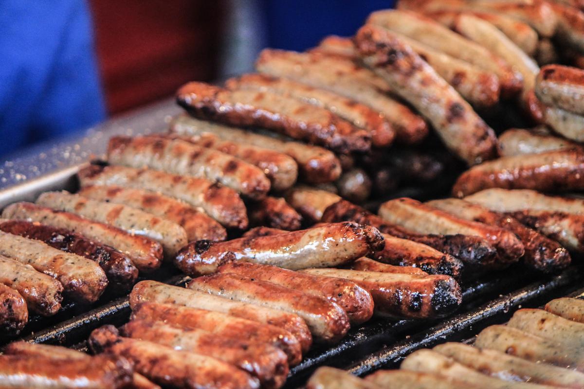 Petites saucisses grillées de Nuremberg