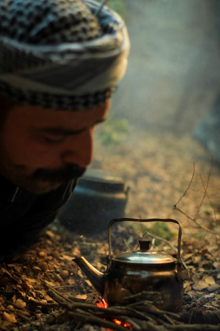 thé bédouin