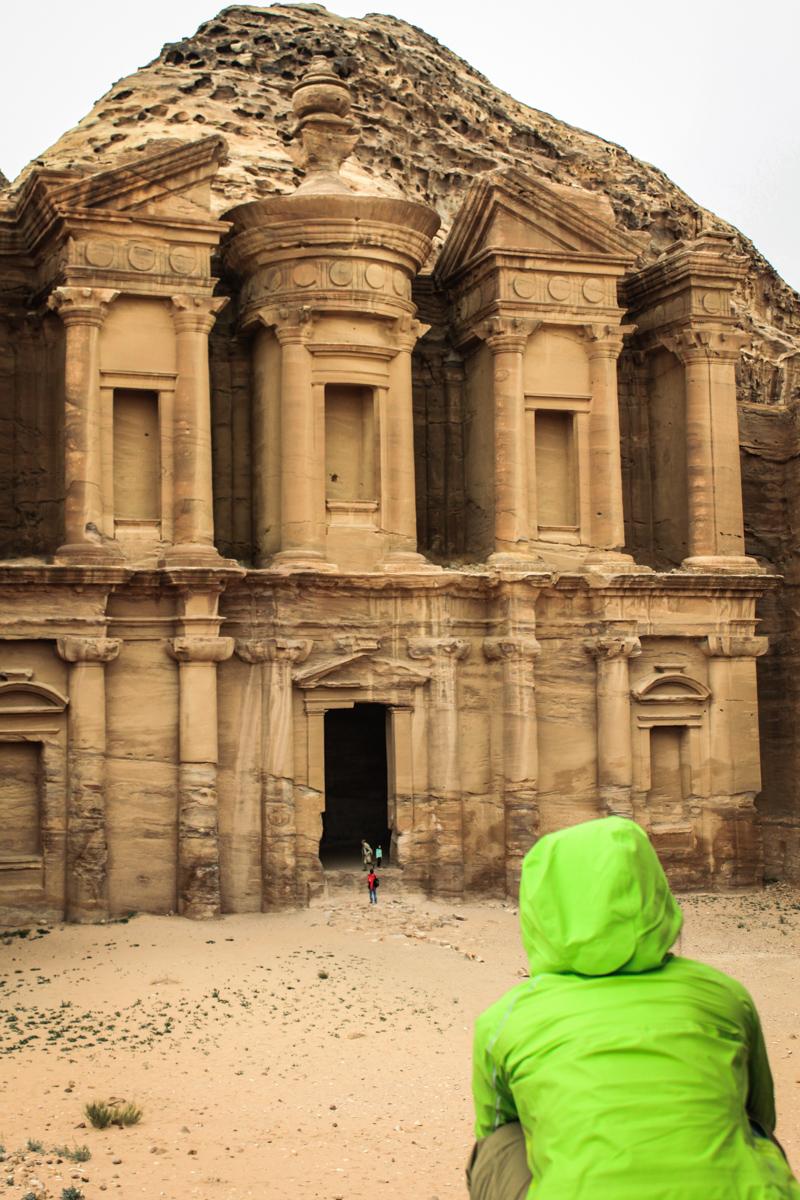 Trek Al Deir Petra