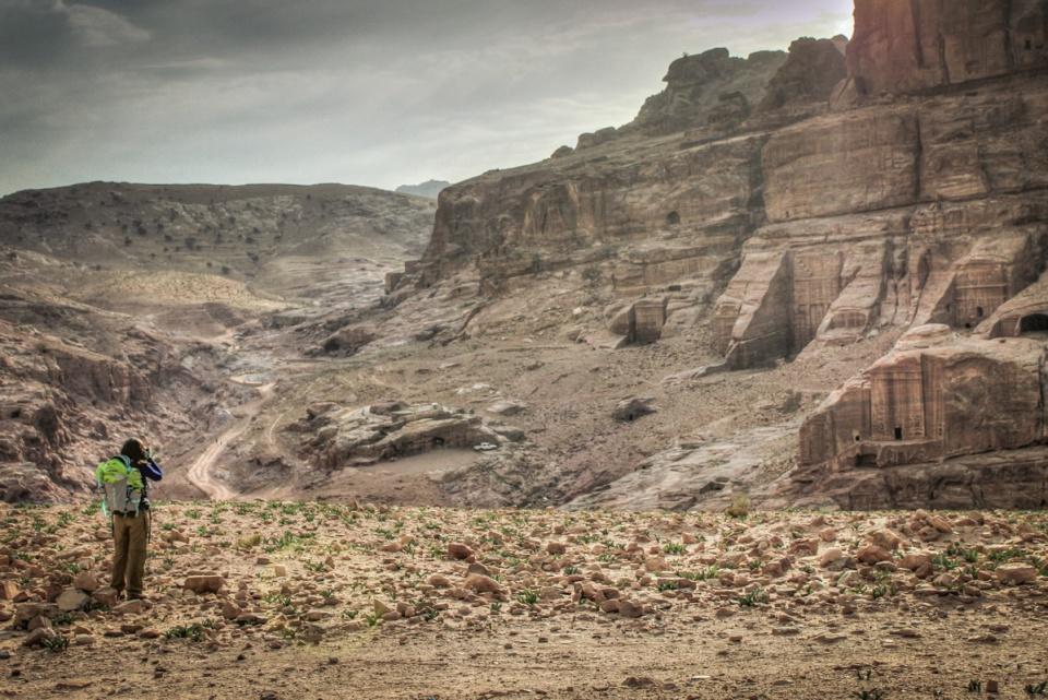 Voyage à Petra en Jordanie