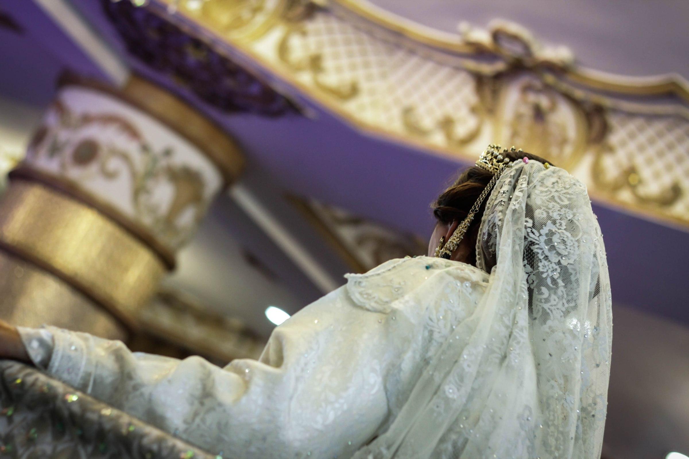 Mariage traditionnel marocain à Casablanca