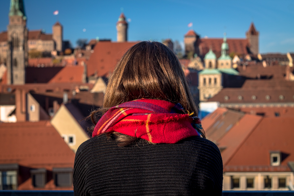 Jessica Théroux à Nuremberg