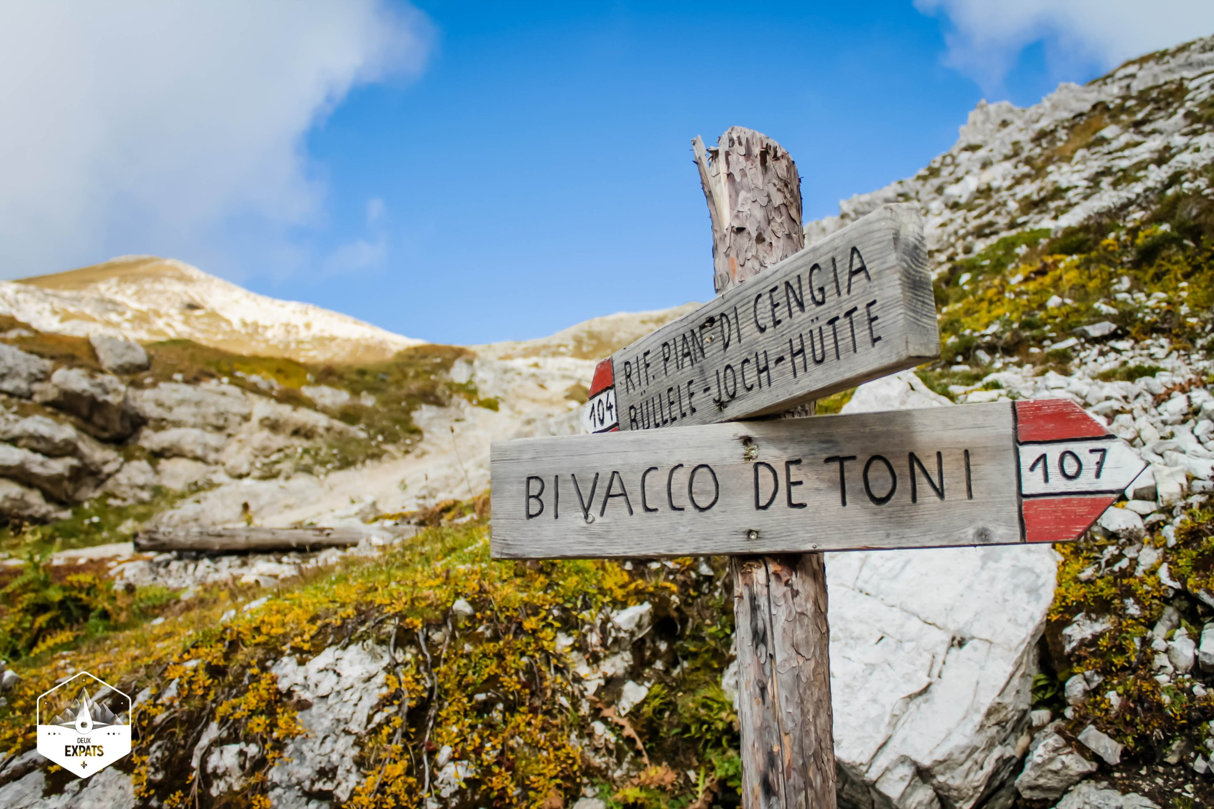 Meilleure randonnée en Europe : Tre Cime, Dolomites, Italie