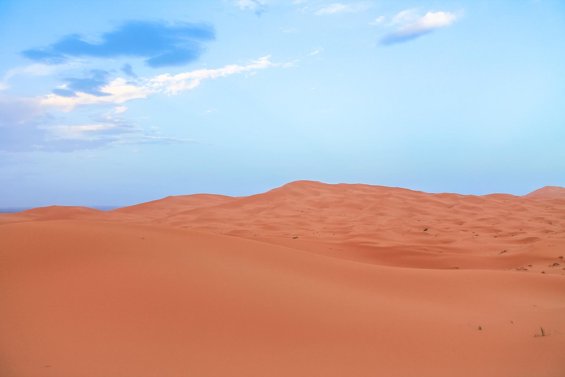 Voyage à Merzouga Sahara