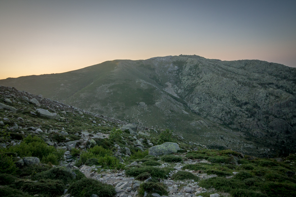 GR20 de Asinau à Usciolu