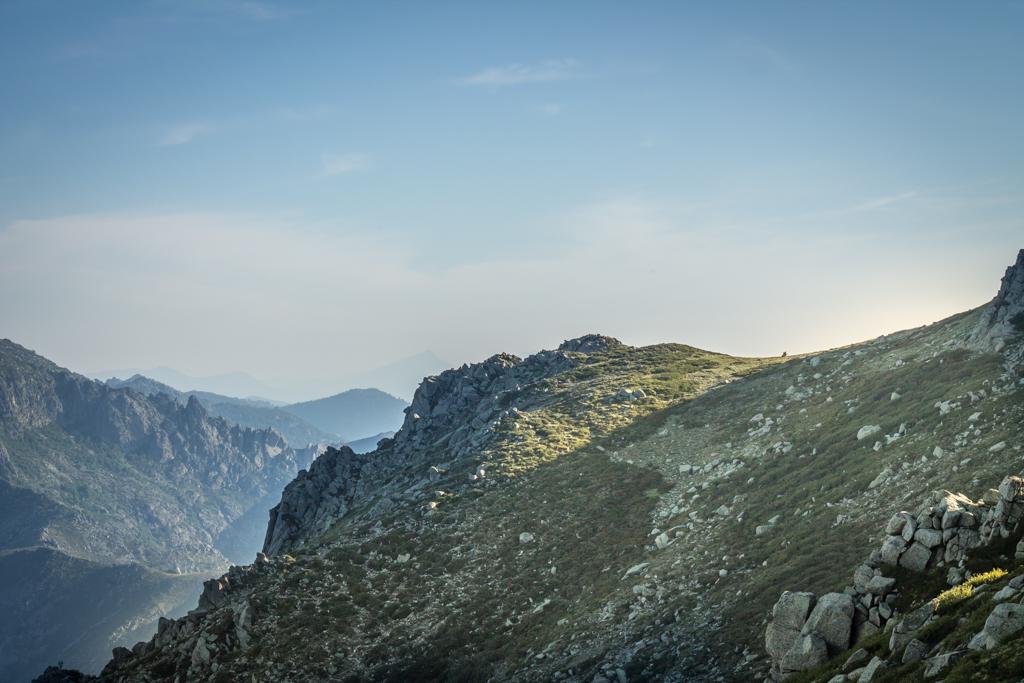Refuge Usciolu à Col di Verde