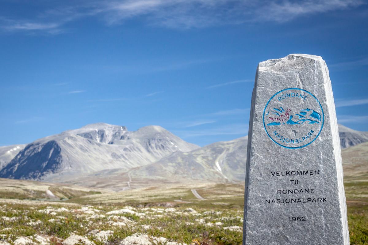 Randonnée Rondane Norvège