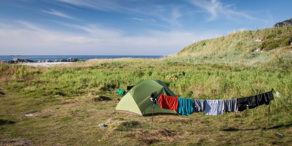 Skagen Camping à Flakstad Lofoten