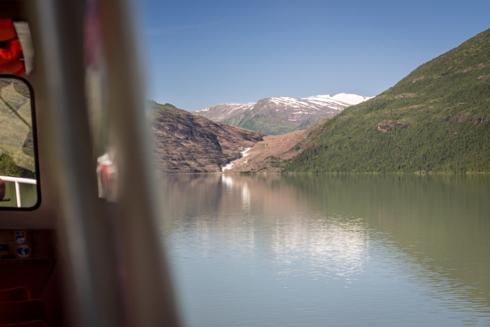 Svartisen Norvège