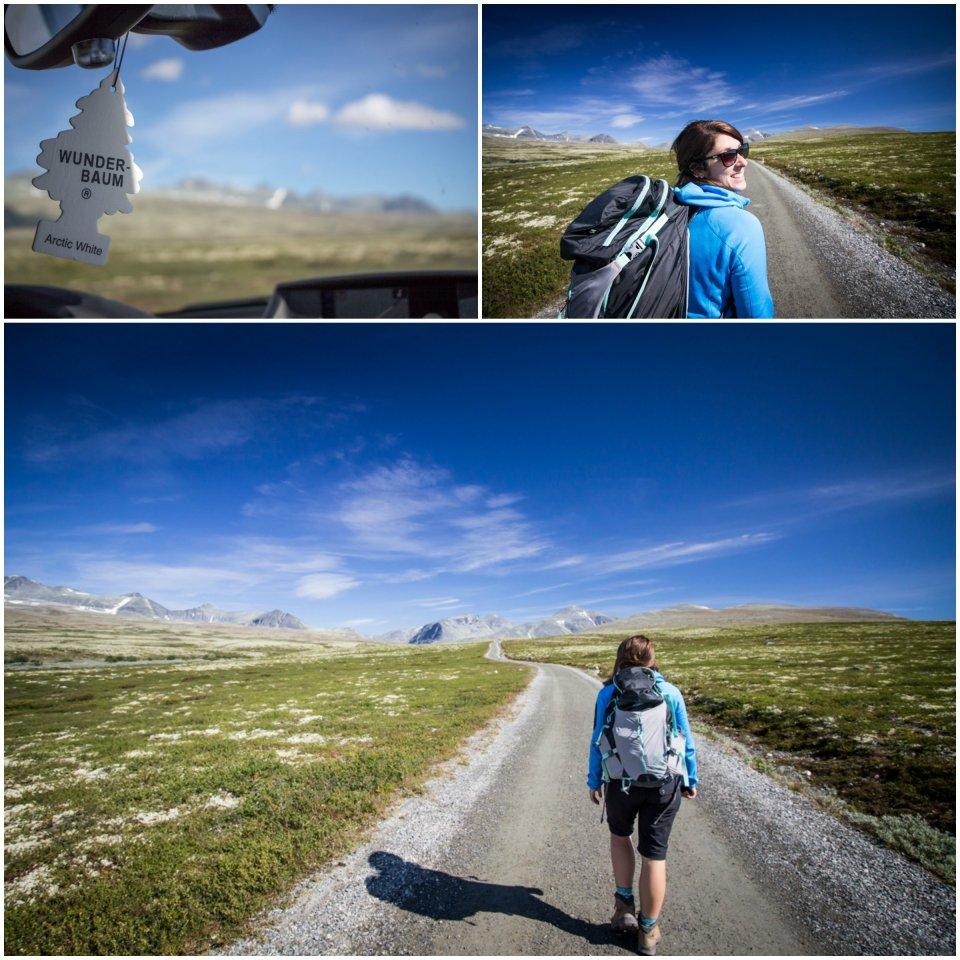 Randonnée Parc national Rondane