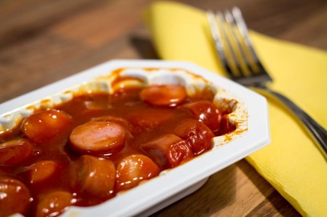 Currywurst à Nuremberg