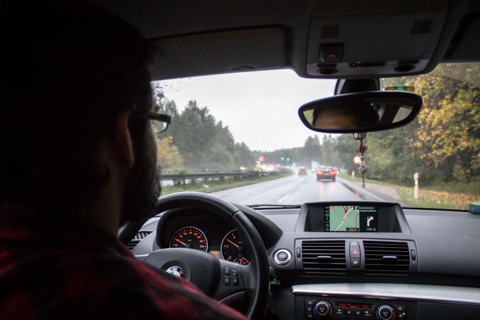 Un Québécois sur l'Autobahn