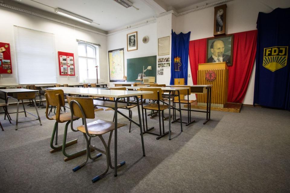 L'école en RDA Allemagne