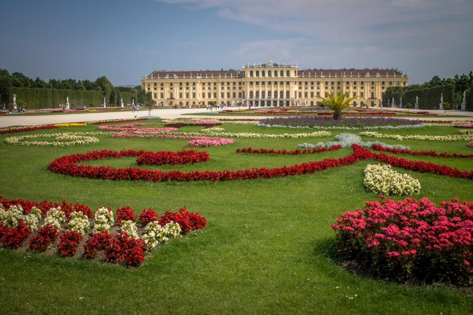 Schonbrunn Sissi