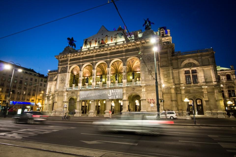 Opéra de Vienne Autriche