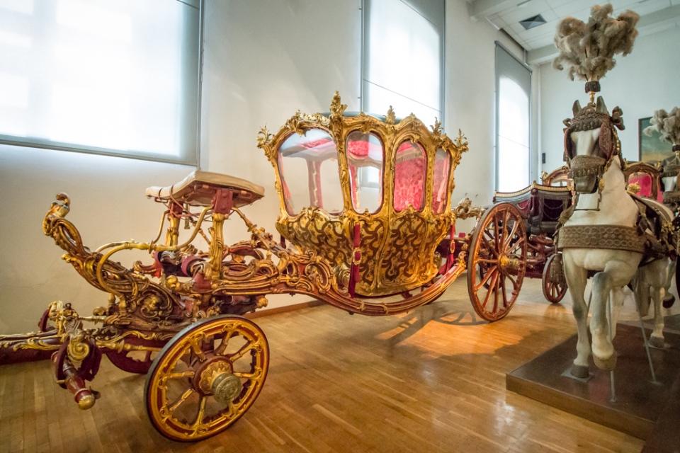 Musée des carrosses Vienne