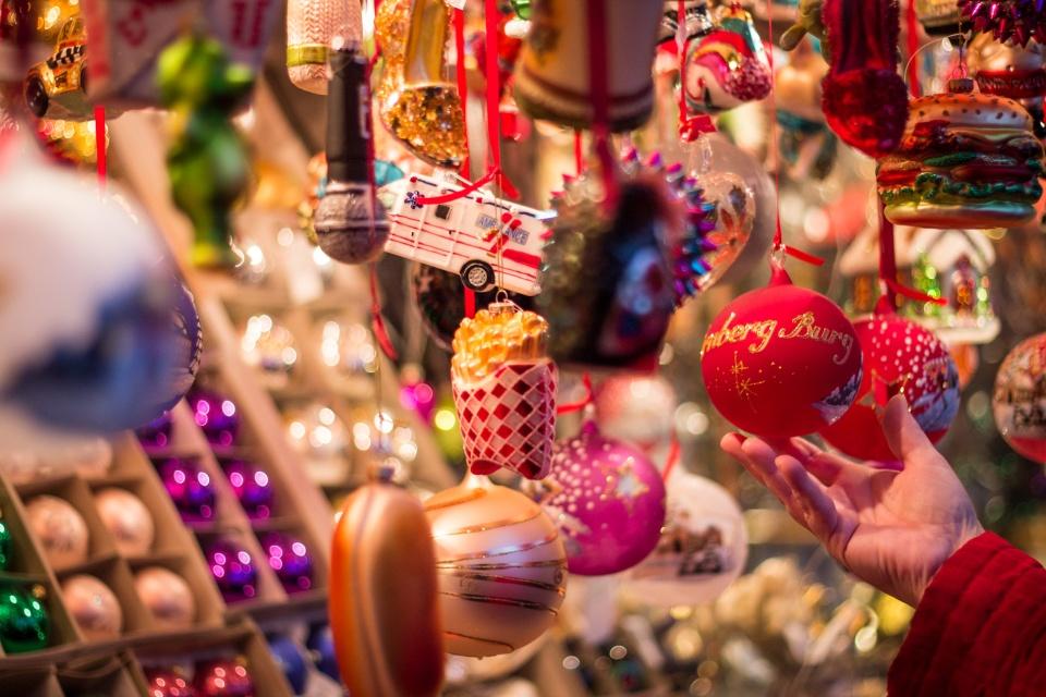 Boules de Noël Nuremberg