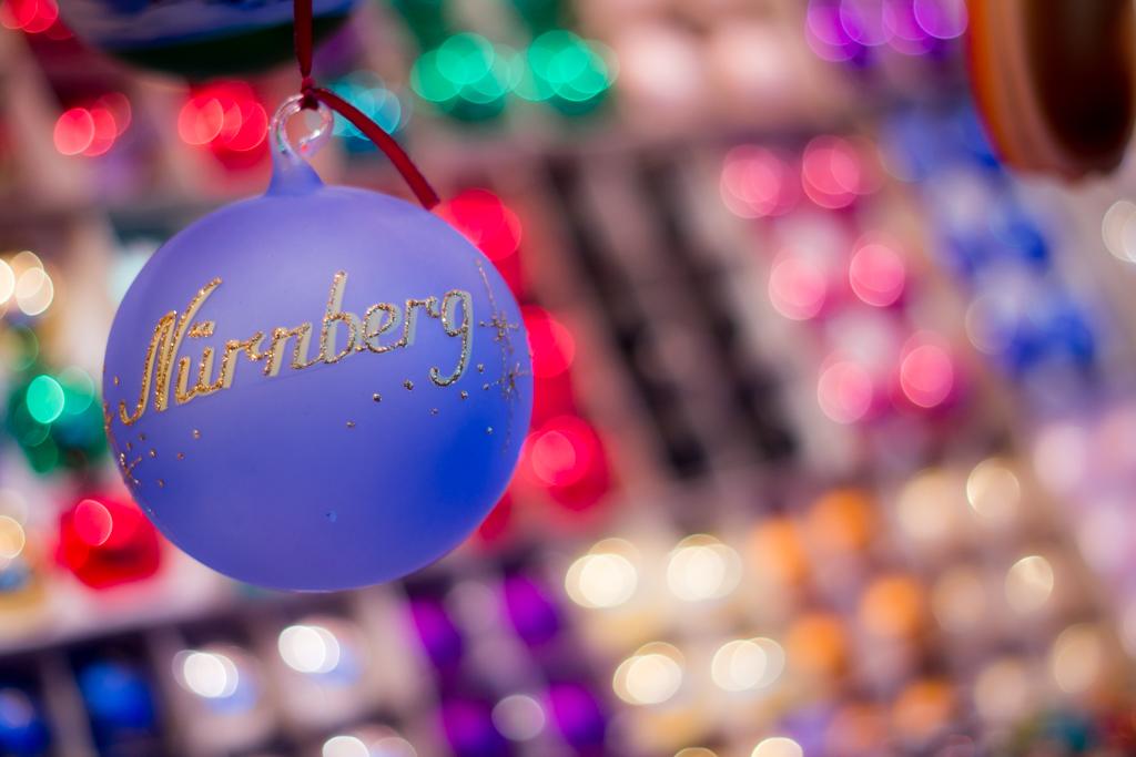 Marché de Noël de Nürnberg