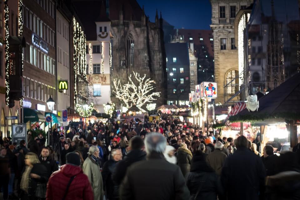 Noël à Nuremberg