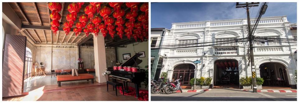 Hotel On On à Phuket Town