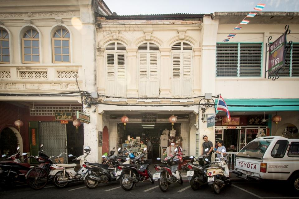 Quoi faire à Phuket Town