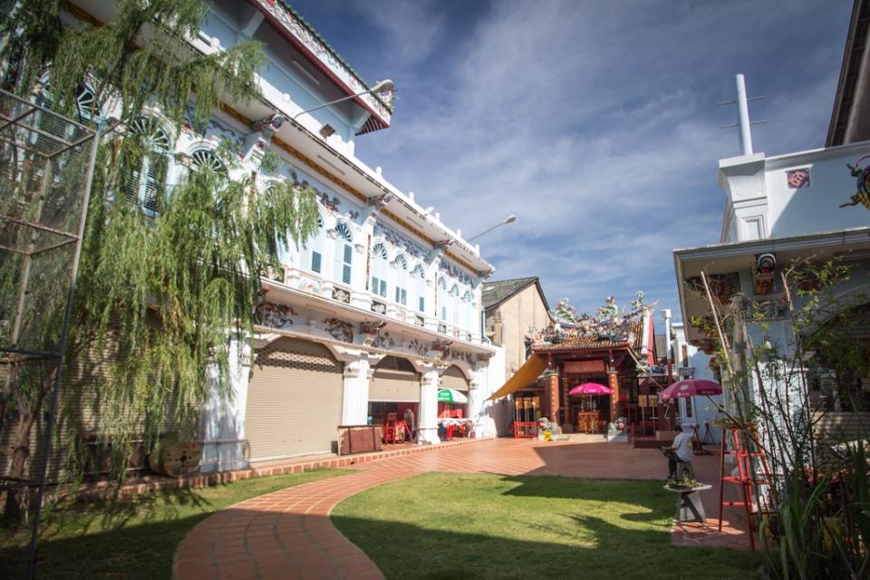 Temple chinois à Phuket town